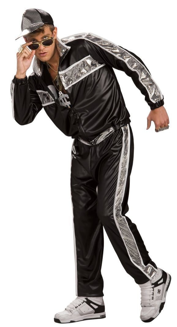 Rap Idol Costume - Buy Online Only