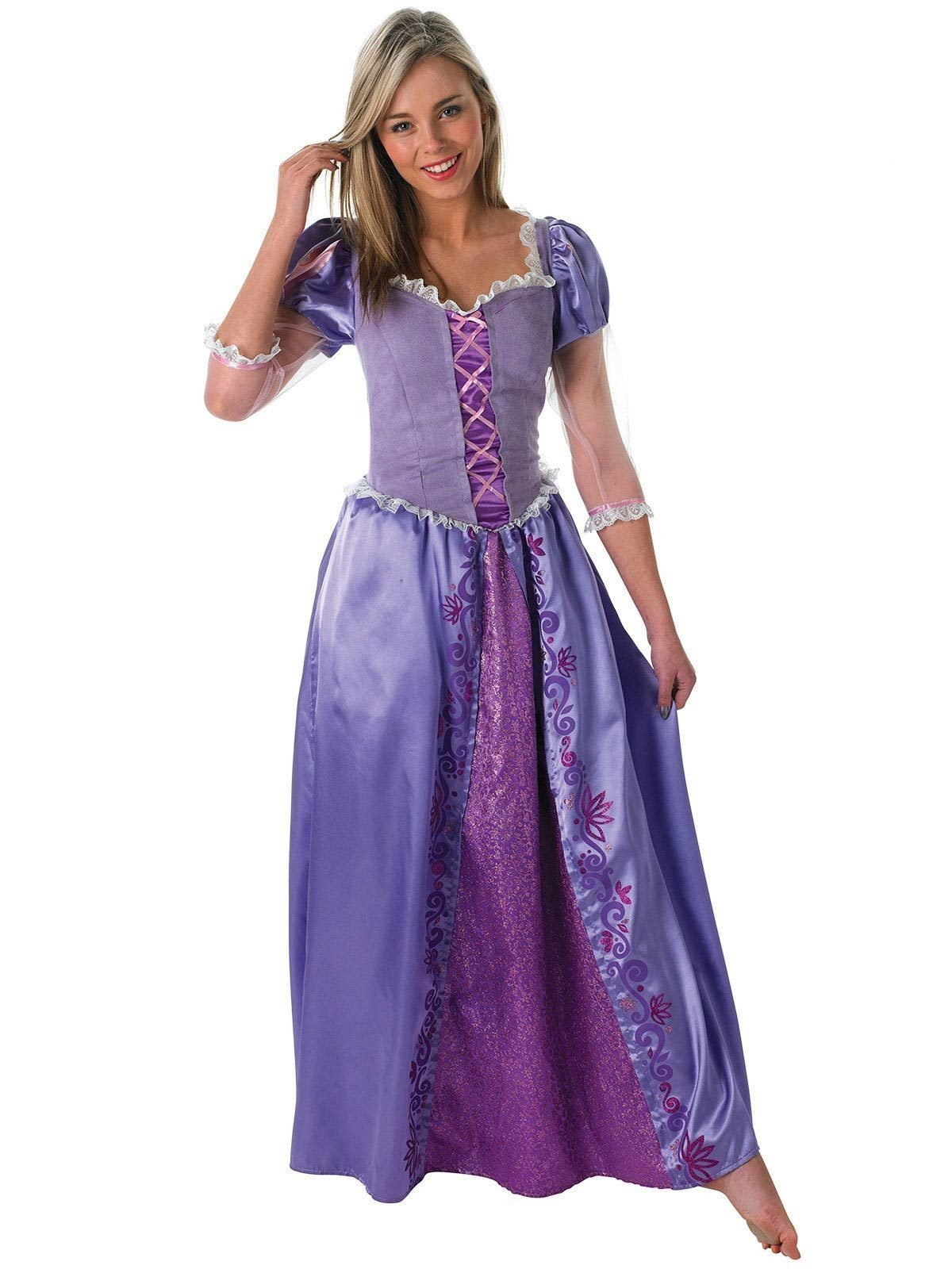Rapunzel Deluxe Frozen 2 Costume - Buy Online Only