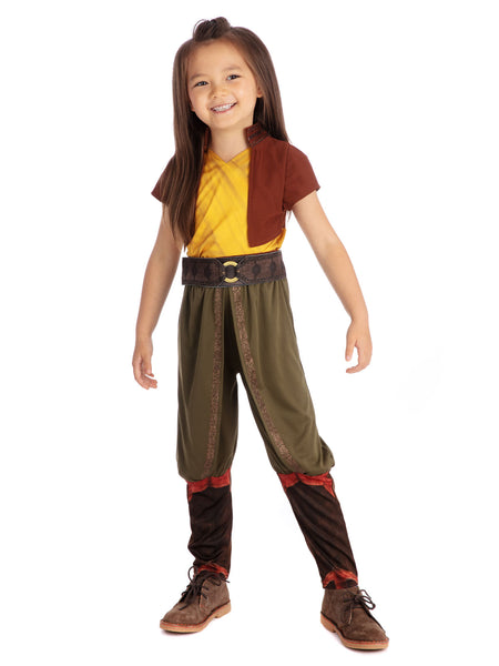 Raya Deluxe Child Costume - Buy Online Only