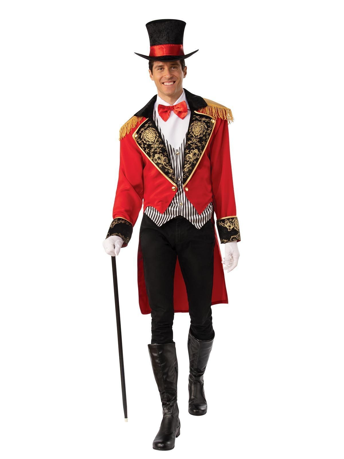 Ringmaster Man Costume - Buy Online Only