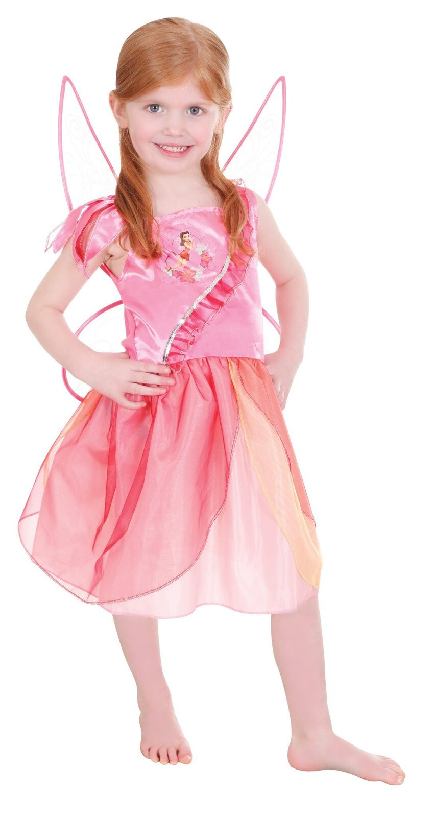 Rosetta Pirate Deluxe Fairy Child Costume - Buy Online Only