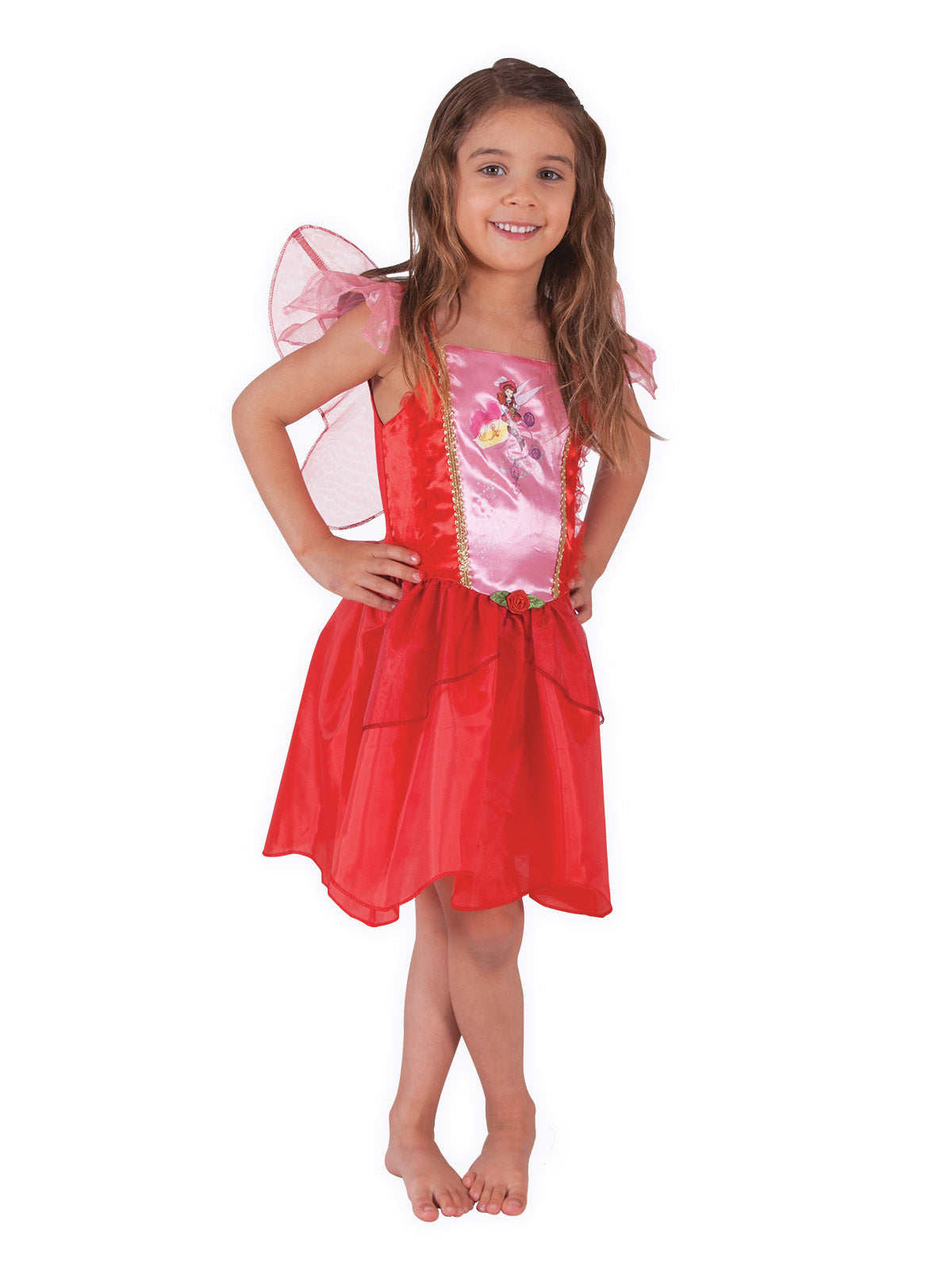 Rosetta Pirate Playtime Fairy Child Costume - Buy Online Only