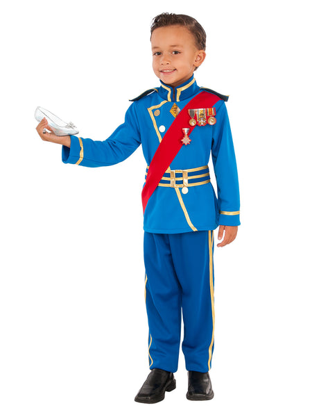 Royal Prince Deluxe Child Costume - Buy Online Only