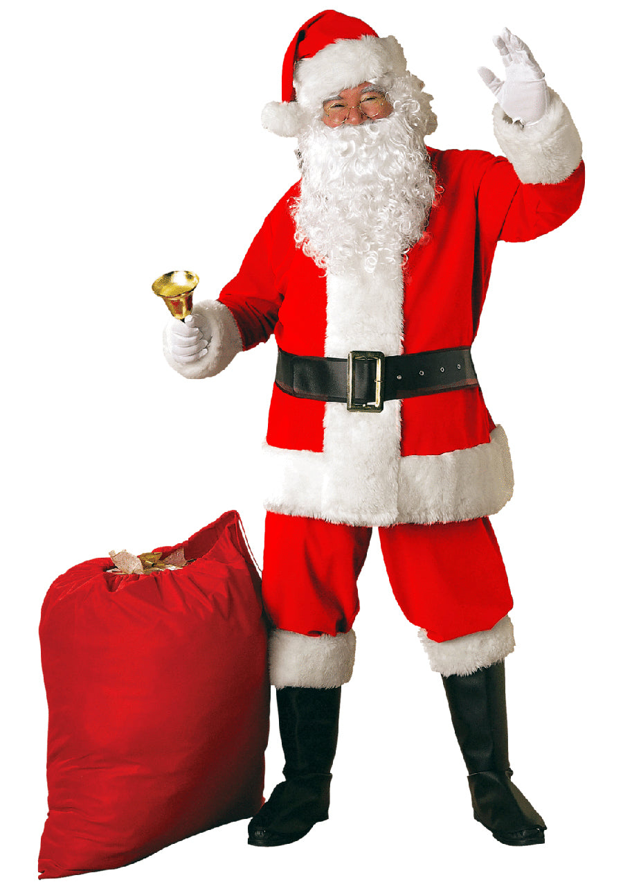 Santa Suit Adult - Buy Online Only