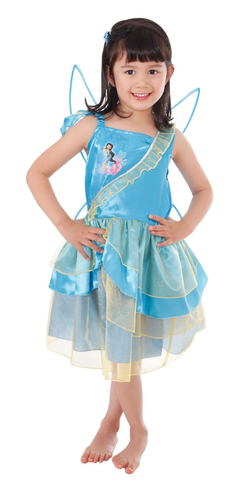 Silvermist Pirate Deluxe Fairy Child Costume - Buy Online Only