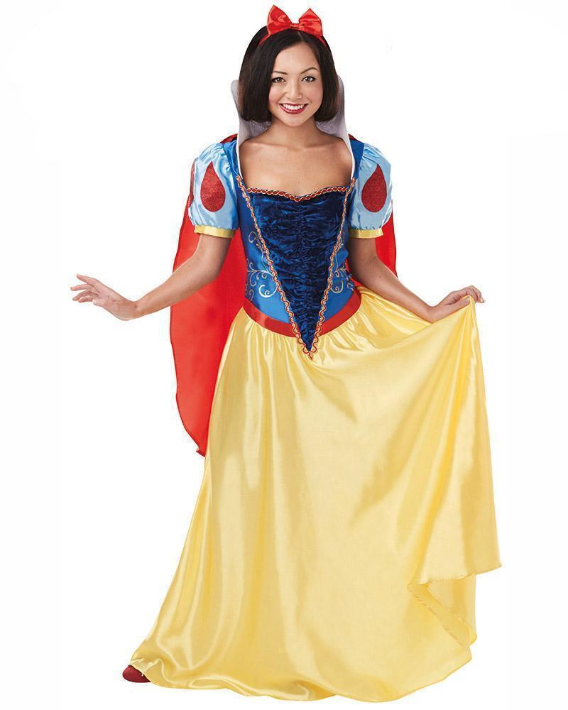 Snow White Deluxe Costume - Buy Online Only