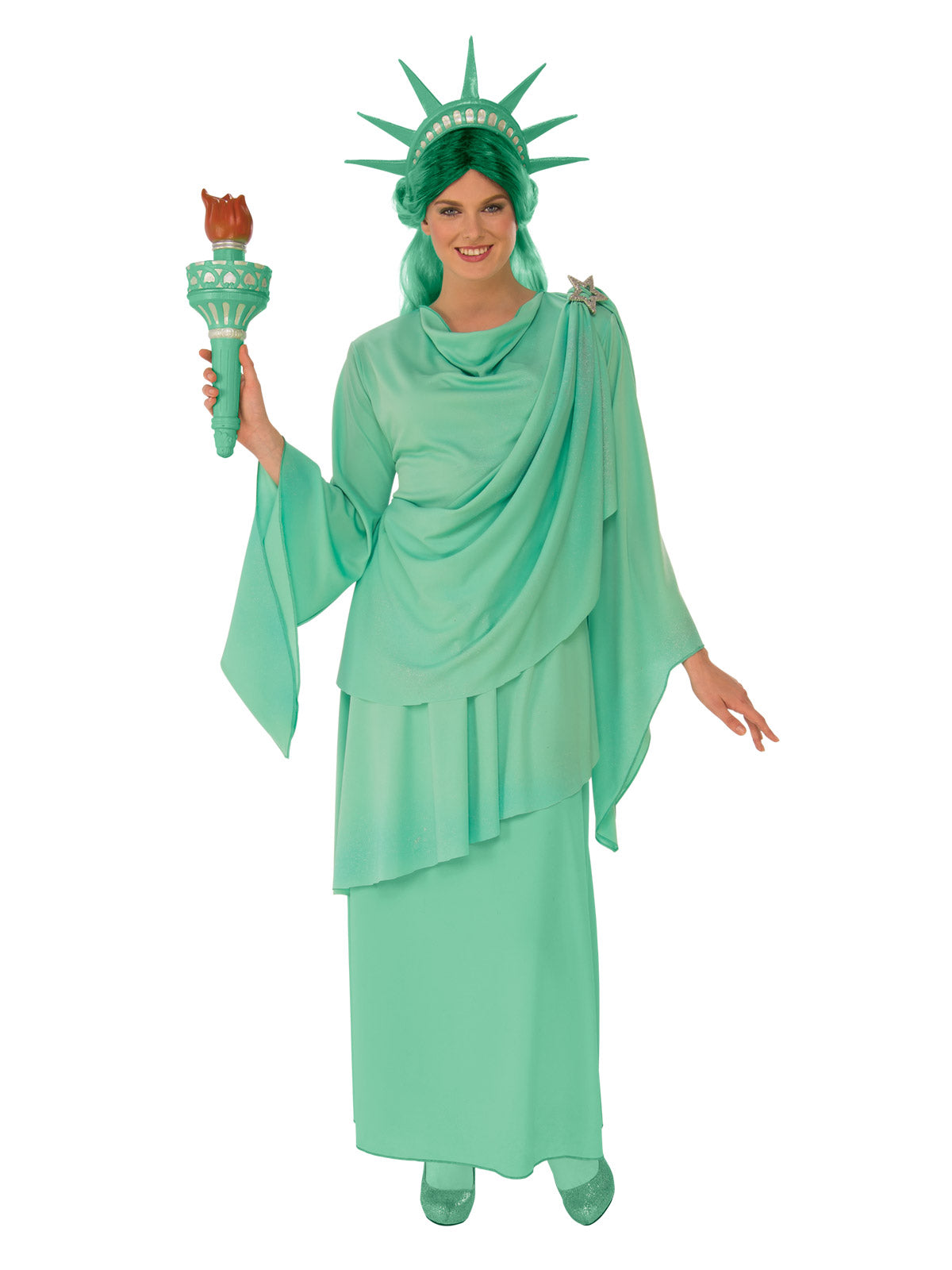 Statue of Liberty Costume - Buy Online Only