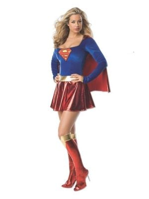Supergirl Secret Wishes Costume - Buy Online Only