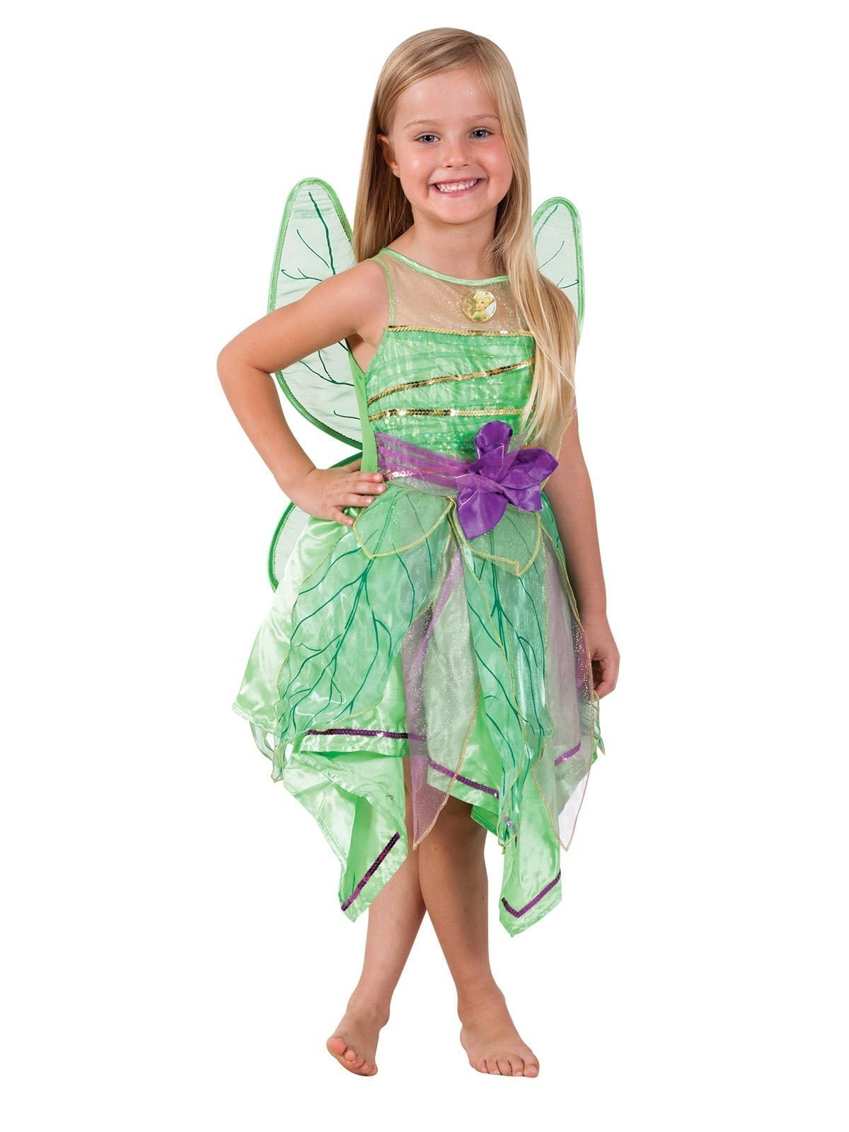 Tinker Bell Crystal Child Costume - Buy Online Only