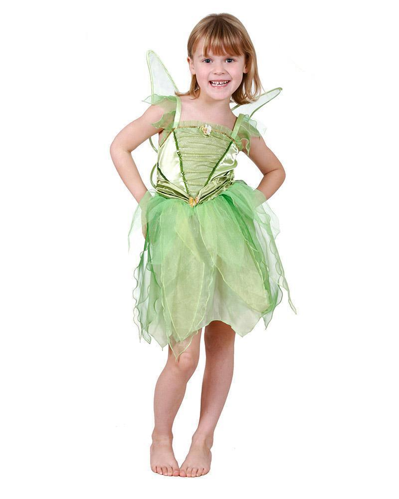 Tinker Bell Deluxe Child Costume - Buy Online Only