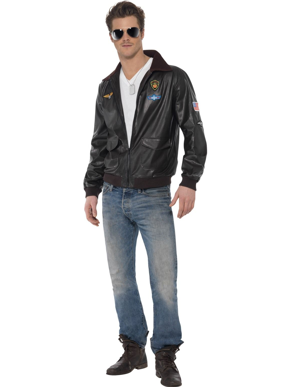 Top Gun Bomber Jacket - Buy Online Only