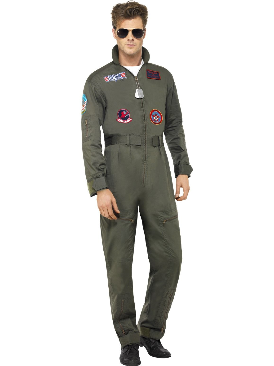 Top Gun Deluxe Costume - Buy Online Only