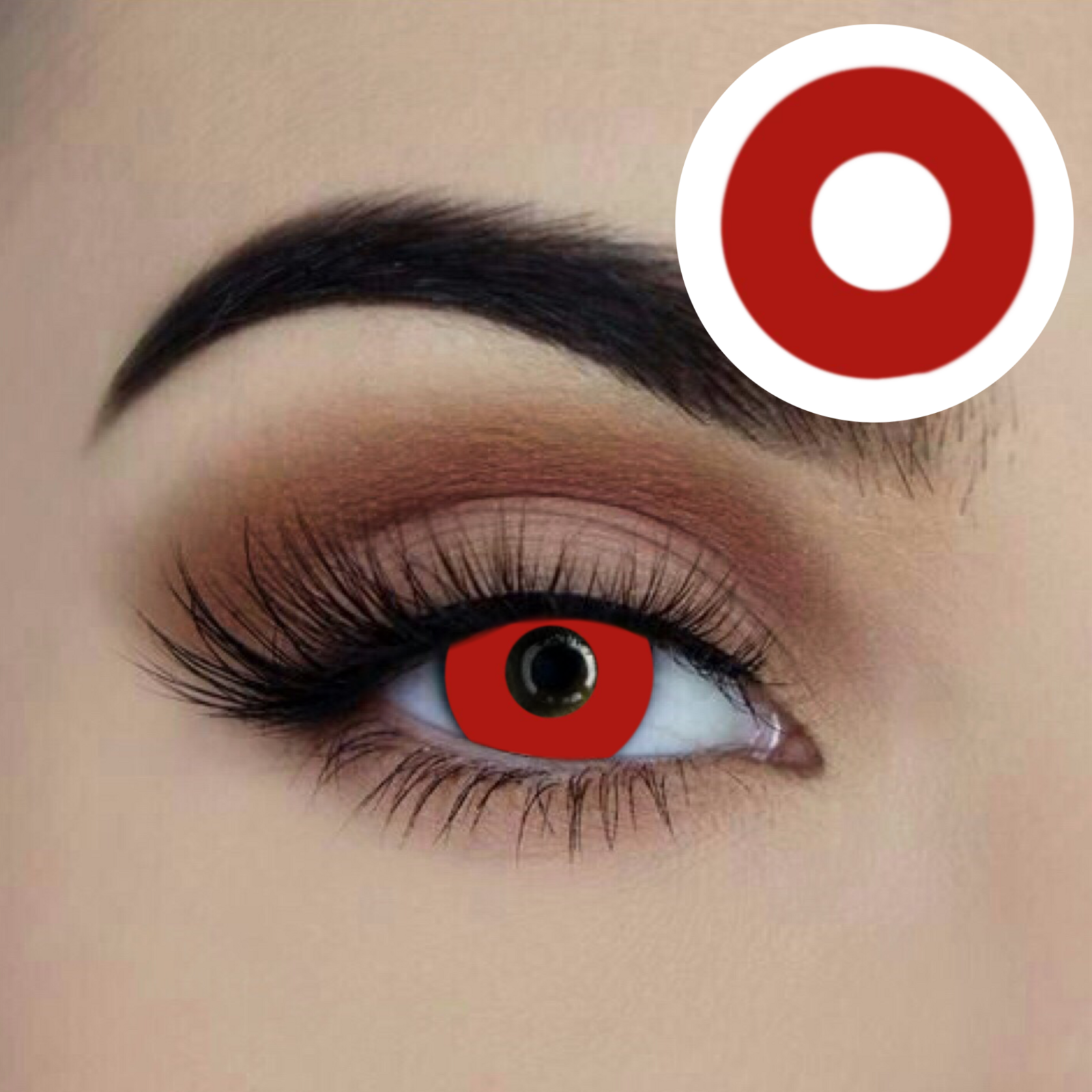 Vampire Red 1 Year Contact Lenses
