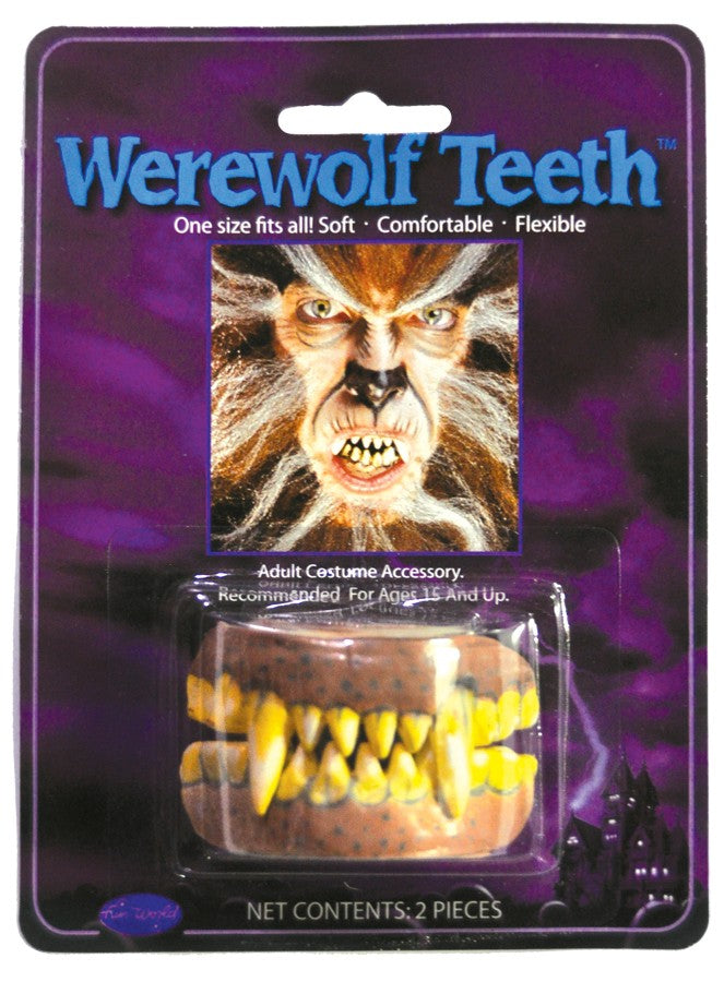 Werewolf Teeth Set