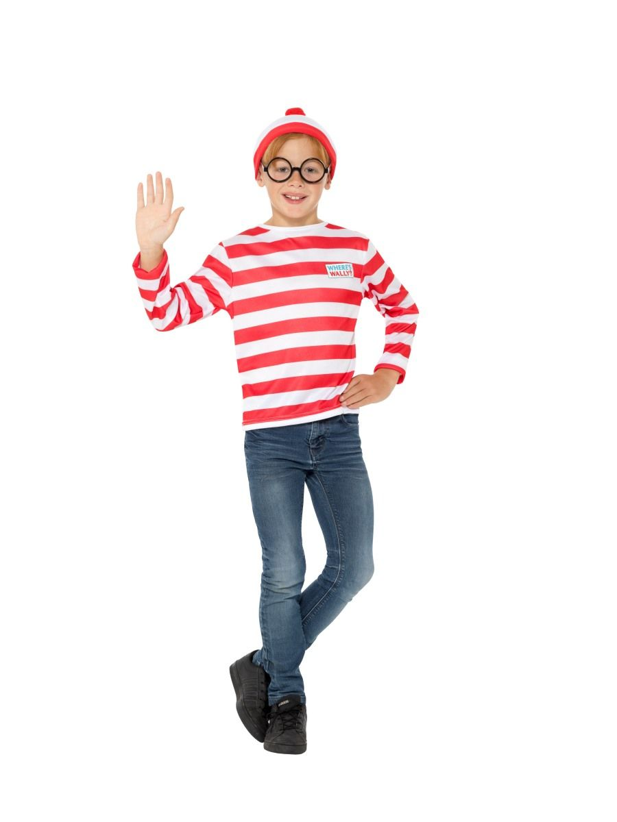 Where's Wally Set Child - Buy Online Only