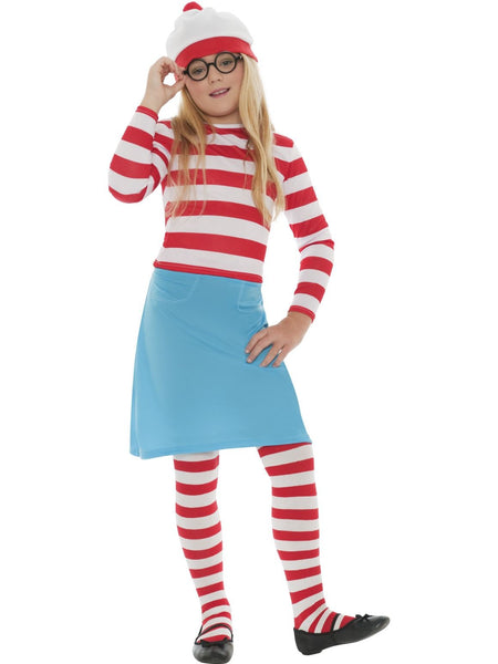 Where's Wenda Costume Child - Buy Online Only