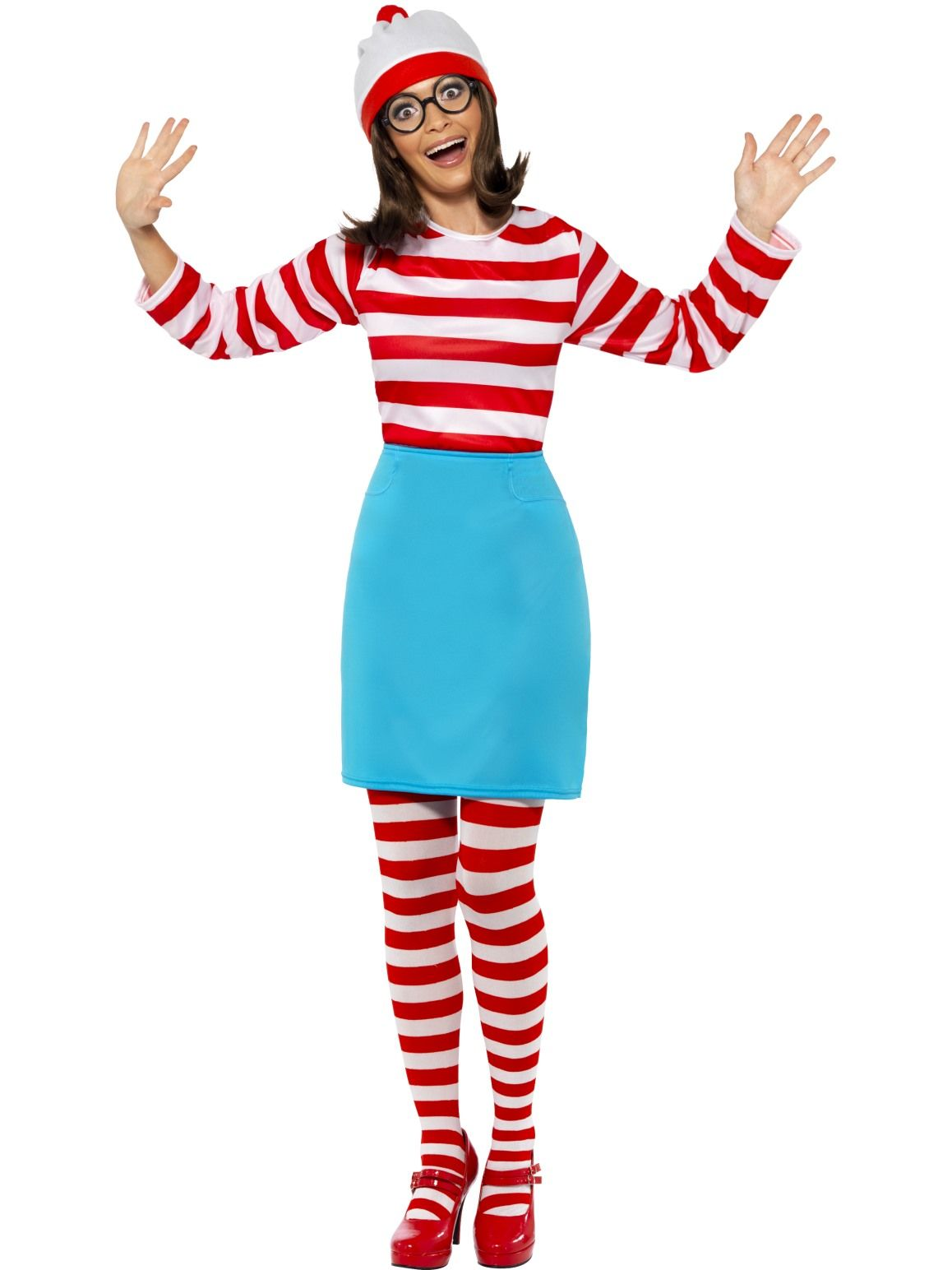 Where's Wally Wenda Adult - Buy