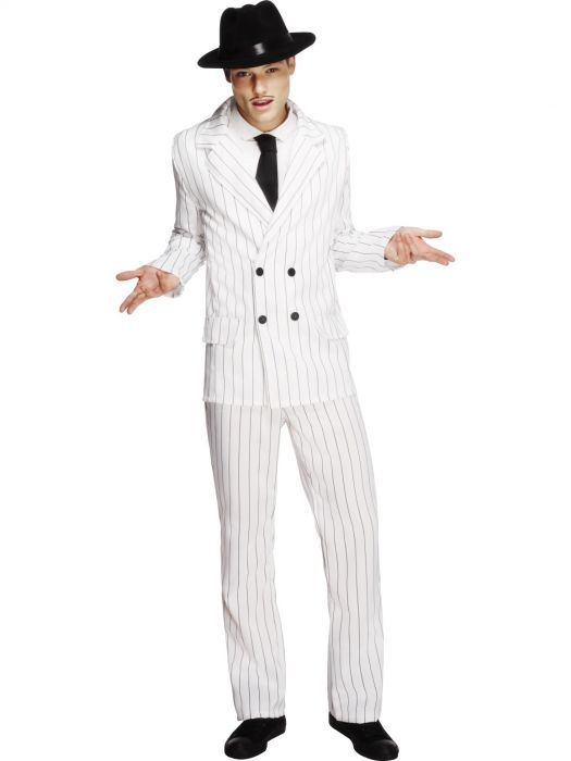 Gangster Fever Costume - Buy Online Only