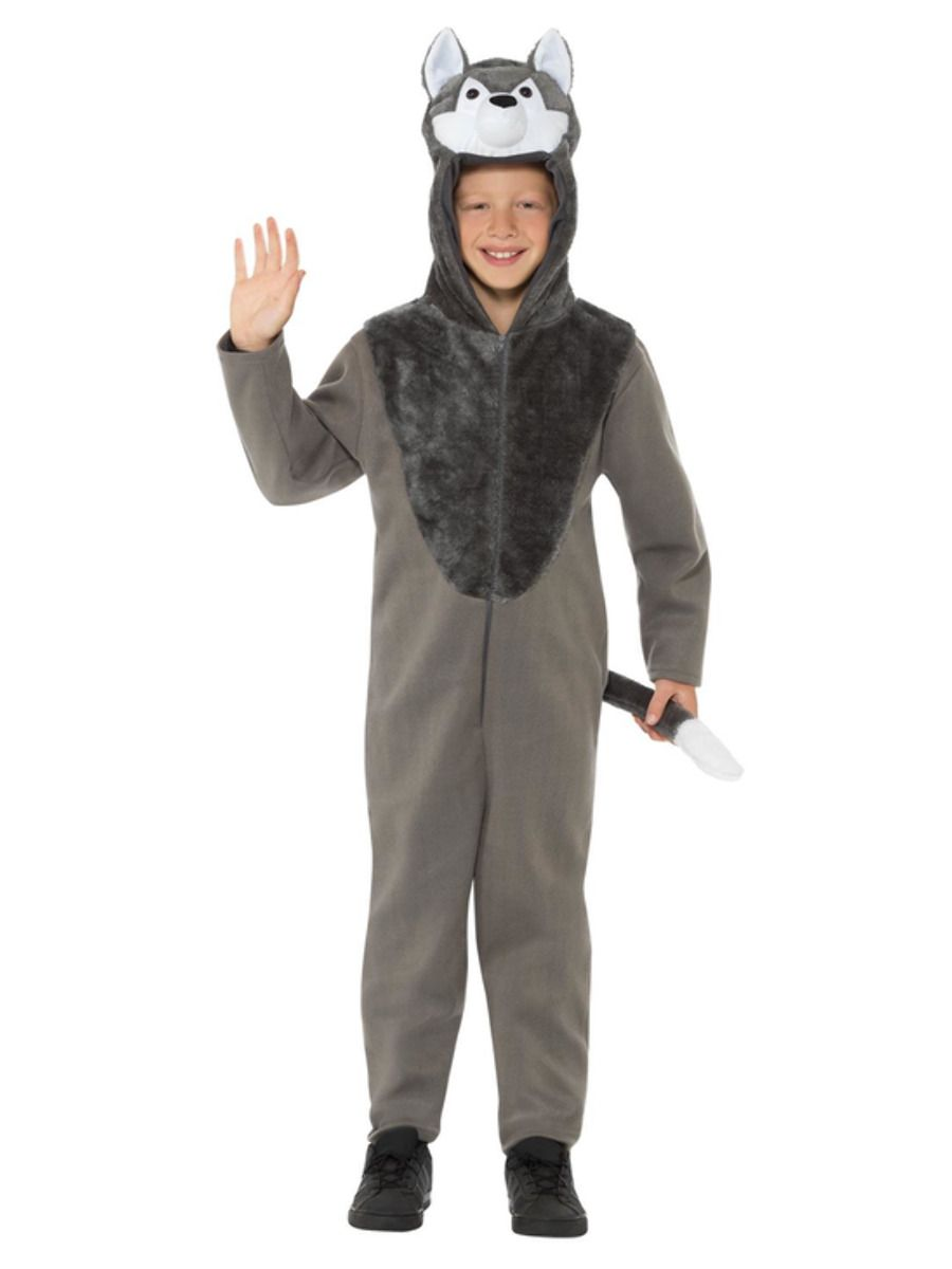 Wolf Child Onesie Costume - Buy Online Only