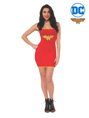Wonder Woman Tube Dress - Buy Online Only