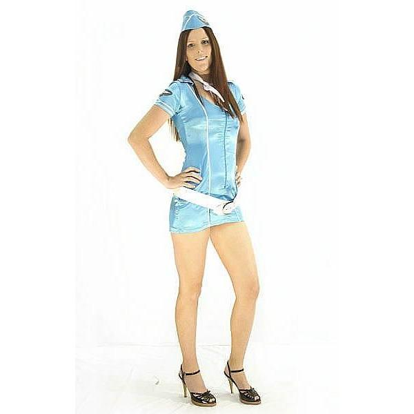 Air Hostess - Hire - The Costume Company | Fancy Dress Costumes Hire and Purchase Brisbane and Australia