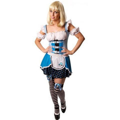 Alice in Wonderland Costume - Hire - The Costume Company | Fancy Dress Costumes Hire and Purchase Brisbane and Australia