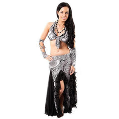 Amazon Girl (Black and White) - Hire - The Costume Company | Fancy Dress Costumes Hire and Purchase Brisbane and Australia