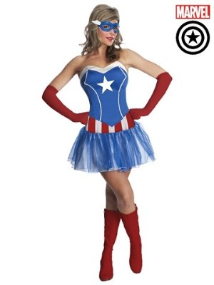 American Dream Costume - Buy Online Only - The Costume Company | Australian & Family Owned