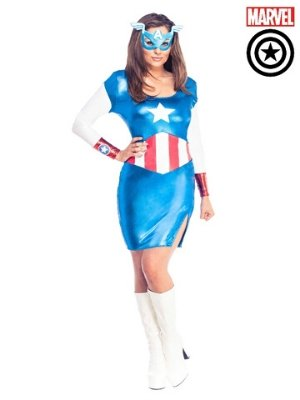 American Dream Sexy Dress Costume - Buy Online Only - The Costume Company | Australian & Family Owned