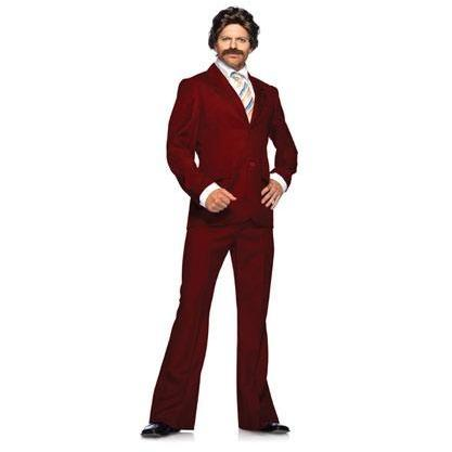 Anchorman Costume - Hire - The Costume Company | Fancy Dress Costumes Hire and Purchase Brisbane and Australia
