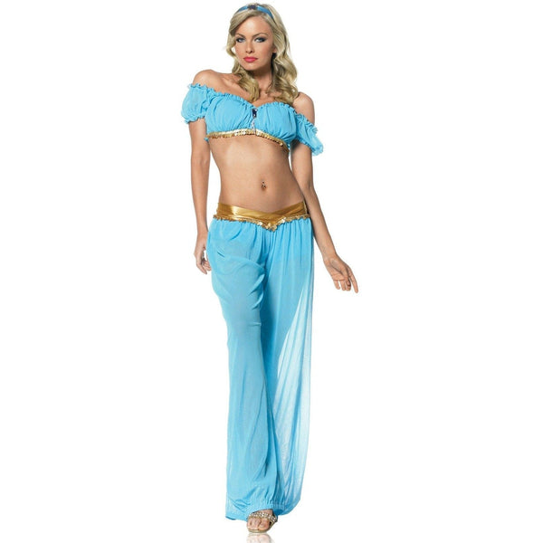 Arabian Princess Costume - Hire - The Costume Company | Fancy Dress Costumes Hire and Purchase Brisbane and Australia