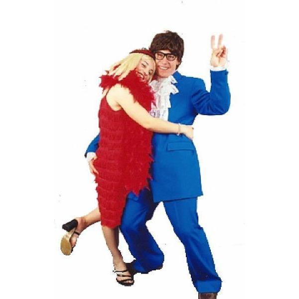 Austin Powers Costume - Hire - The Costume Company | Fancy Dress Costumes Hire and Purchase Brisbane and Australia