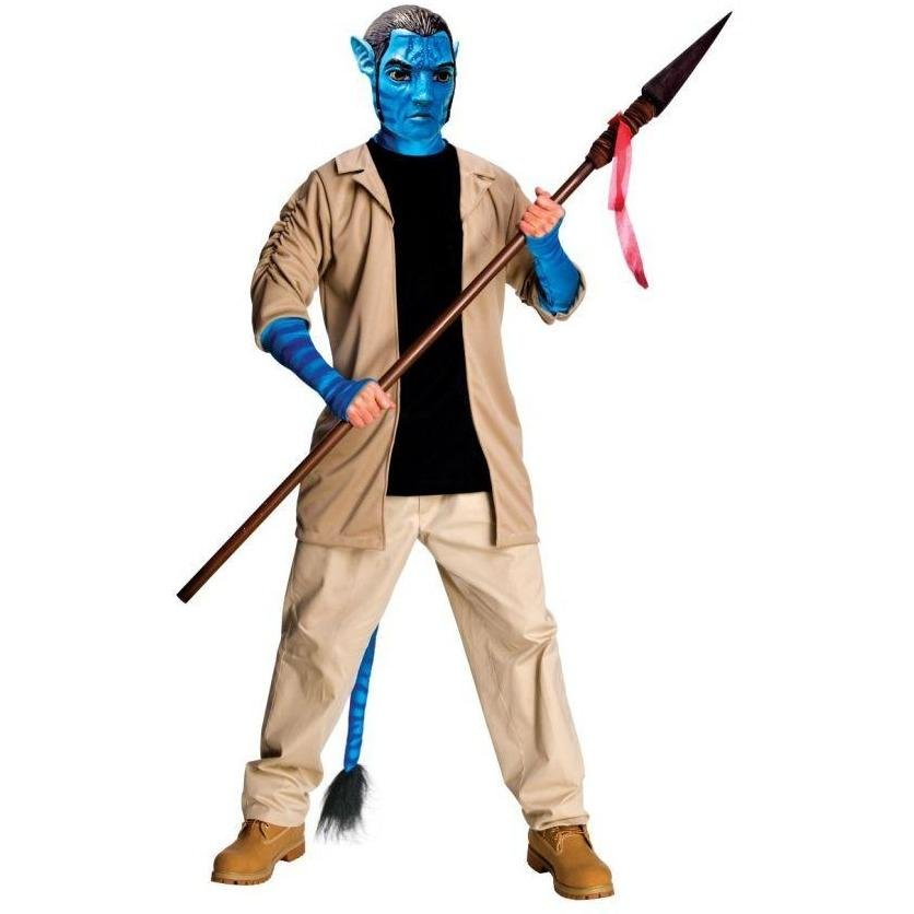 Avatar - Jake Sully Costume - Hire - The Costume Company | Fancy Dress Costumes Hire and Purchase Brisbane and Australia