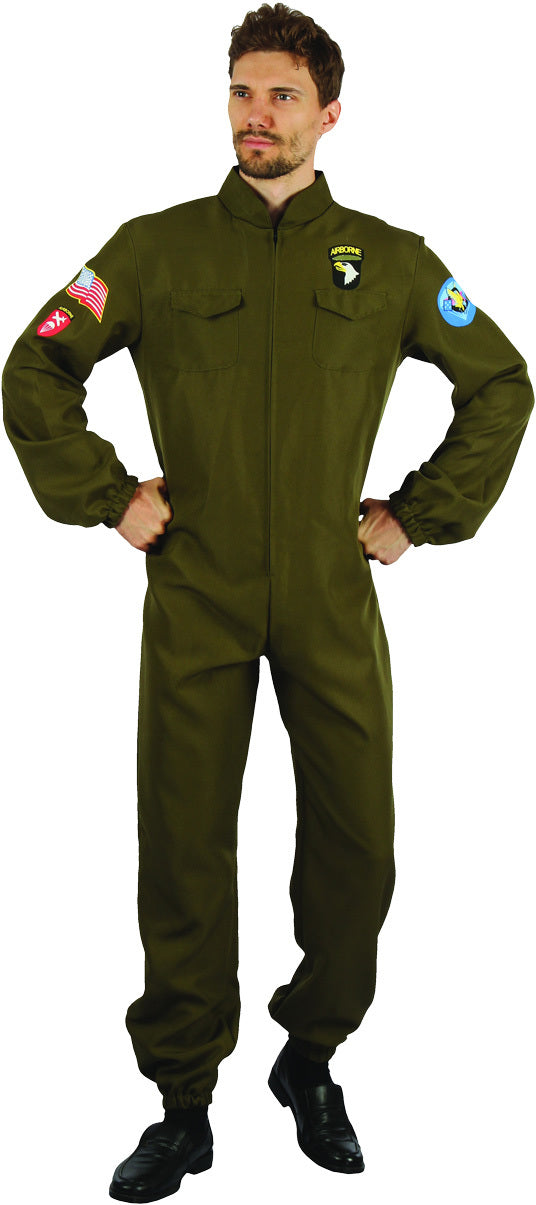 Aviator Flight Suit Costume - Buy