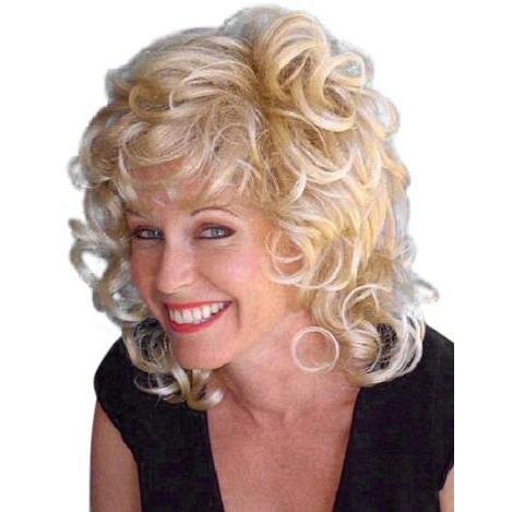 Bad Sandy (Grease) Wig - The Costume Company | Fancy Dress Costumes Hire and Purchase Brisbane and Australia