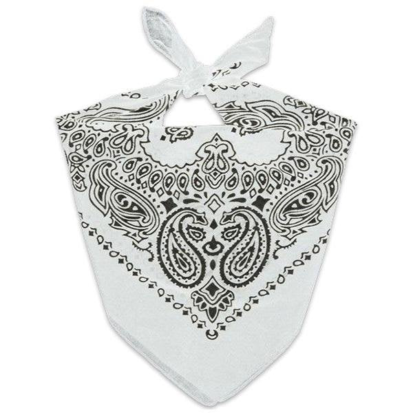 Bandana - White - The Costume Company | Australian & Family Owned