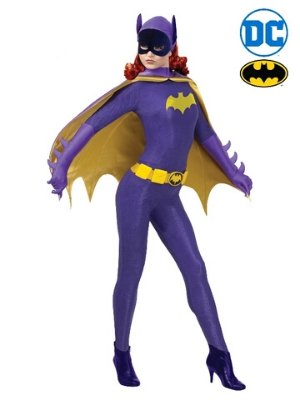 Batgirl 1966 Collector's Edition Costume - Buy Online Only - The Costume Company | Australian & Family Owned