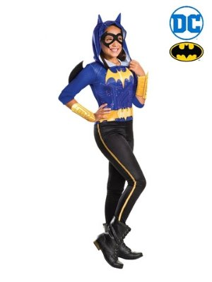Batgirl DC Hoodie Superhero Costume - Buy Online Only - The Costume Company | Australian & Family Owned