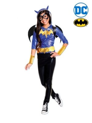 Batgirl DC Hoodie Superhero Deluxe Costume - Buy Online Only - The Costume Company | Australian & Family Owned