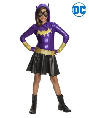 Batgirl Hoodie Costume - Buy Online Only - The Costume Company | Australian & Family Owned