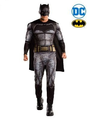 Batman Deluxe JLM Costume - Buy Online Only - The Costume Company | Australian & Family Owned