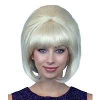 Beehive Large Blonde 60s Style Wig - The Costume Company | Fancy Dress Costumes Hire and Purchase Brisbane and Australia