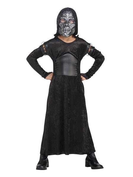 Bellatrix Death Eater Child Costume - Buy Online Only