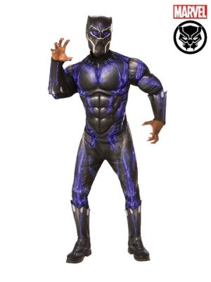 Black Panther Battle Deluxe Costume - Buy Online Only - The Costume Company | Australian & Family Owned