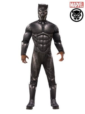 Black Panther Deluxe Costume - Buy Online Only - The Costume Company | Australian & Family Owned