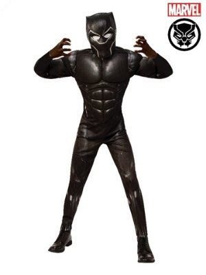 Black Panther Deluxe Teen Costume - Buy Online Only - The Costume Company | Australian & Family Owned