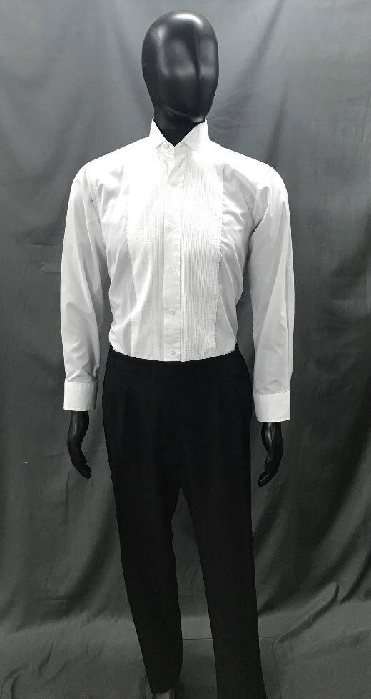 Black Pants with White Dress Shirt - Hire - The Costume Company | Fancy Dress Costumes Hire and Purchase Brisbane and Australia