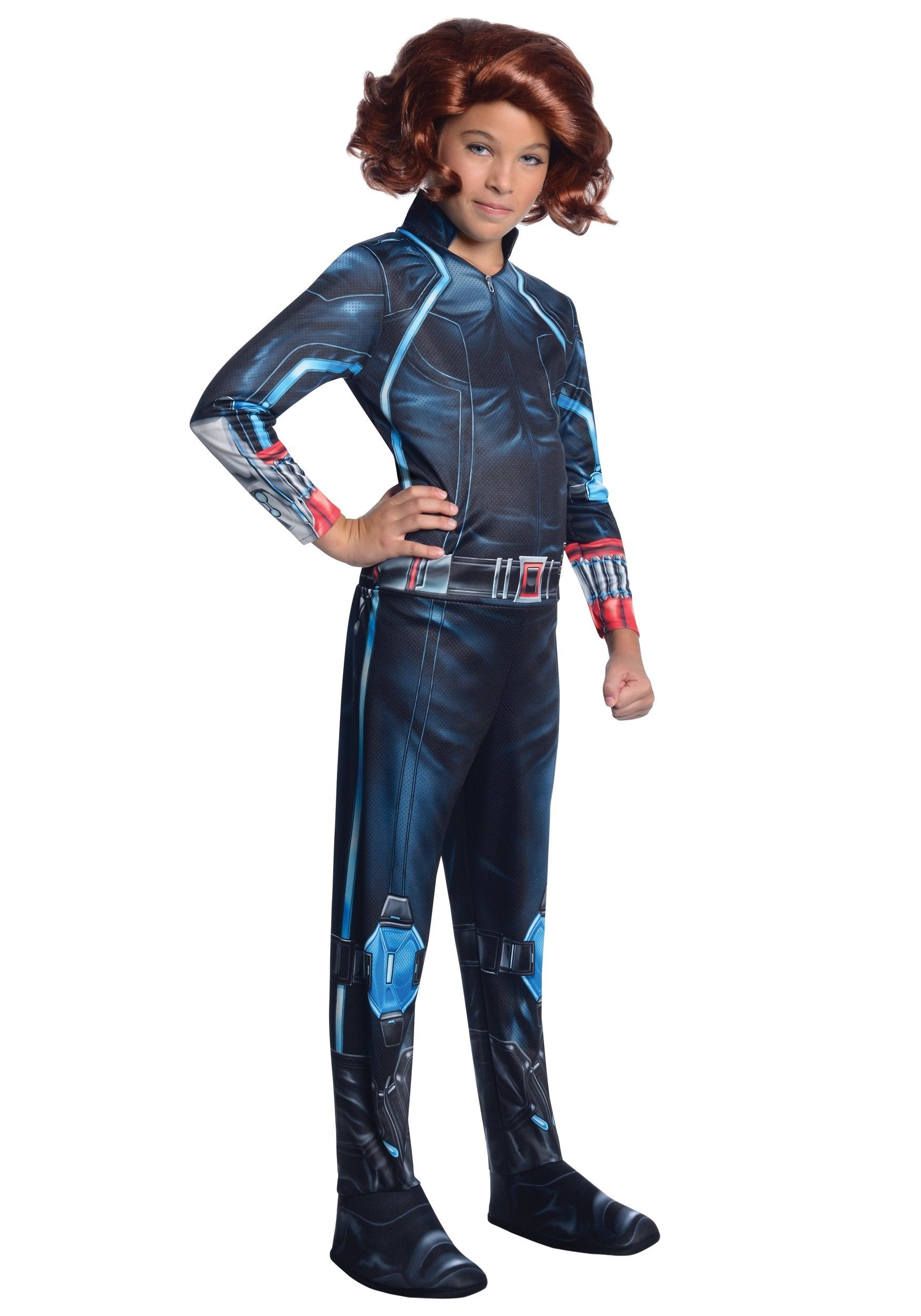 Black Widow Child - The Costume Company | Fancy Dress Costumes Hire and Purchase Brisbane and Australia