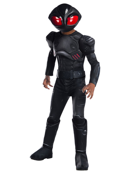 Aquaman Black Manta Child Costume - Buy Online Only
