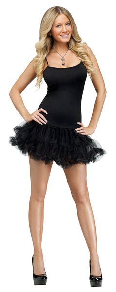 Ra Ra Black Dress Costume - Buy